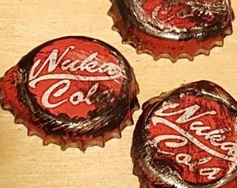 Fallout Nuka Cola Bottle Caps