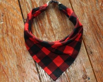 Dog bandana (reversible)