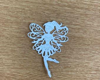 Fairy Minx Die cuts x 5