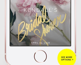 Bridal Shower Snapchat Filter, Bridal Shower Snapchat Geofilter, Bridal Shower, Bridal Geofilter, Bridal Shower Geofilter
