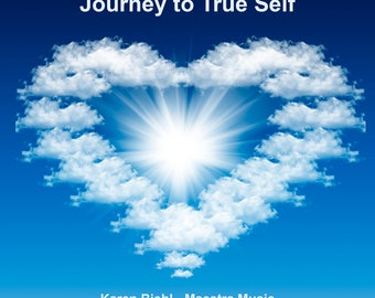 Journey to True Self - Guided Meditation for Empowerment (Digital Download)