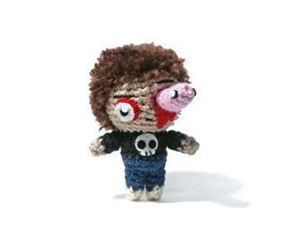 Zombie II - Amigurumi - crochet pattern