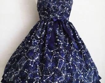 Starry Lolita dress