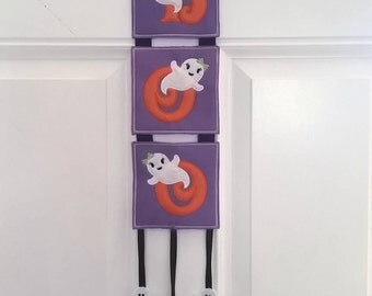 Boo Door Hanger,  Halloween Decor, Boo Banner, Boo Decor, Halloween Decorations
