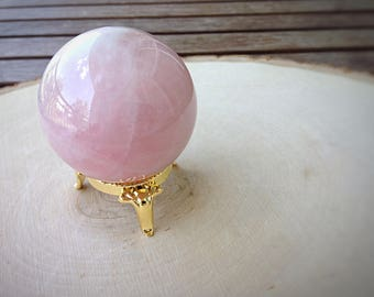 Rose Quartz Crystal Reiki Charged #1