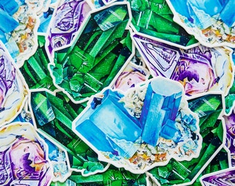 Crystal Sticker Pack!