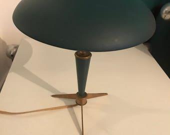 LOUIS KALFF for Philips retro 70 Vintage desk lamp
