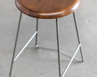 Modern Counter Stool, Set of 2 stools