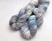 Hand dyed yarn Delux DK-'Childhood friends'