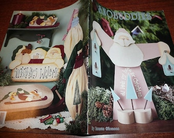 Vintage Snobuddies Painting Book