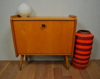 Vintage shoe cabinet / DBGM | 60s | Germany