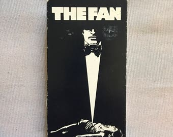 VHS - THE FAN (1981) Out Of Print
