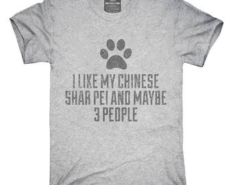 Funny Chinese Shar Pei T-Shirt, Hoodie, Tank Top, Gifts