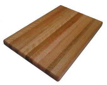 Oak Cutting Board - Butcher Block