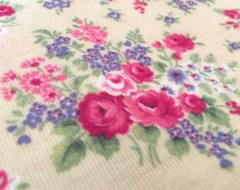 Vintage fabric Fabric 50 x 150 cm rose Pink