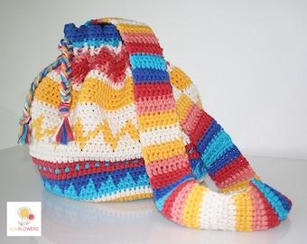 Handmade ethnic bag-handmade-crochet-crochet