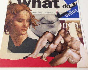 What-collage series in petiot 12