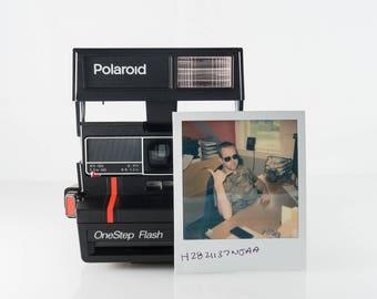 Polaroid OneStep Flash Land Camera