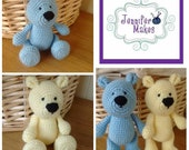 Custom teddies for rachel