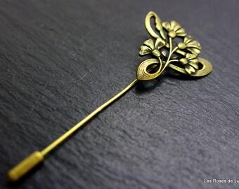 Art deco pin, brooch