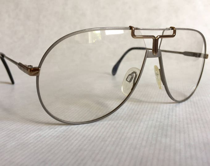 Cazal 731 Col 352 German Titanium Vintage Sunglasses NOS Made in West Germany