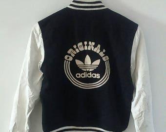 Rare Vintage adidas Sweater Jackec Size L
