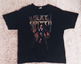 90's Alice Cooper Top
