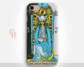 Tarot iPhone 8 Case For iPhone 8 iPhone 8 Plus - iPhone X - iPhone 7 Plus - iPhone 6 - iPhone 6S - iPhone SE - Samsung S8 - iPhone 5