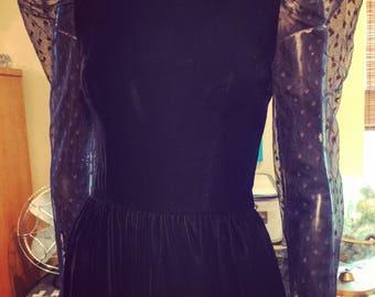 Vintage Bill Blass Formal Dress