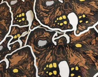 Protect ya Necronomicon Decal