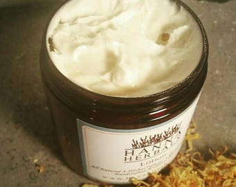 On Sale Vanilla Calendula Lotion - organic skincare - dry skin relief - herbal infused lotion - All natural lotion - organic vanilla lotion