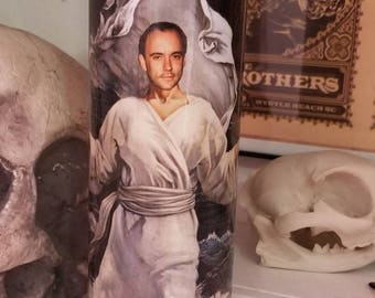 St Dave Matthews DMB Prayer Candle