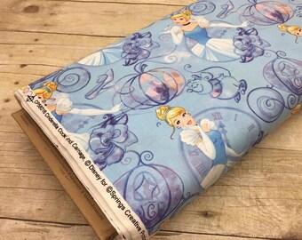 Spring Creative - Cinderella - 16004 - Disney - Princesses - Clock and Carriage - Stroke of Midnight- Blue