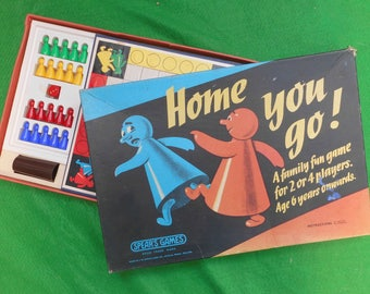 Home you Go Vintage game 1970's