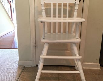 Jenny lind high chair Etsy