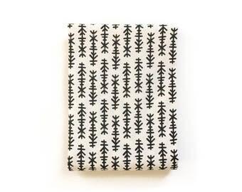 Crib Sheet >> Black and White Chimes in Natural > MADE-to-ORDER arrow mini crib, black crib sheet, black arrow bassinet, black cream bedding