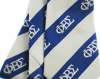 Phi Beta Sigma - Necktie