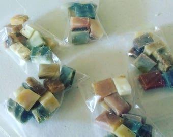 10 Travel Soaps/Mini Soap/Organic Soap/Soap On The Go/Essential Oil Soap/Handmade Soap/Single Use Soap/Purse/Gym/Work/School/Travel Size