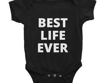 JW BABYSHOWER GIFT | Onesie | Best Life Ever | baby | Gift | jehovah's witness