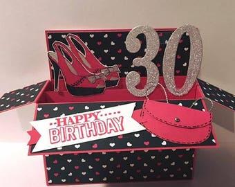 Happy high heels
