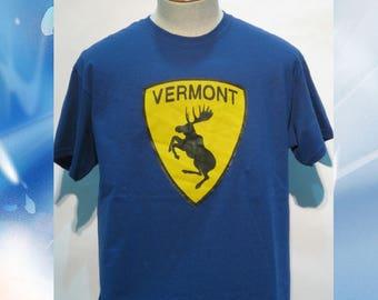 Vermont Moose Ferrari T-Shirt //
