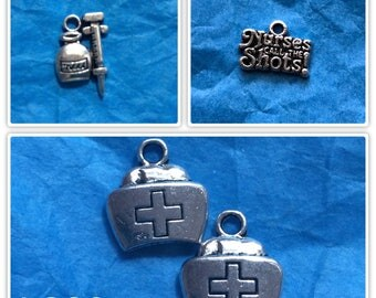 More Medical Career Charms
