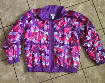 Lavon Windbreaker XL Purple Pink