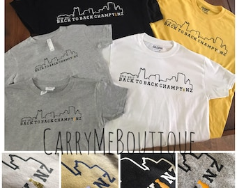 Back to Back Champyinz, Pittsburgh Hockey, Penguins, Stanley Cup 2017, pittsburgh t-shirt.