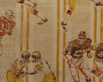 Vintage NFL standard pillowcase