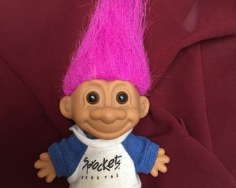 Vintage Sprockets / Mervyns Troll Doll