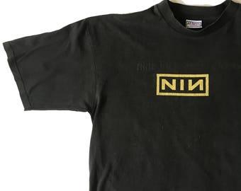 Vintage Nine Inch Nails T-Shirt