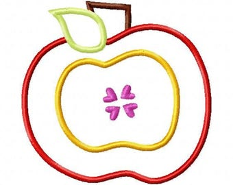 Apple Embroidery Download
