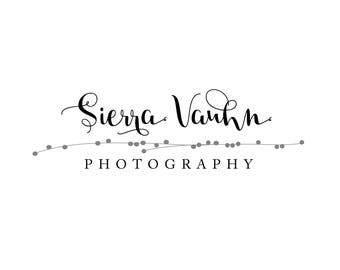Photography logo - Pre made logo design - Minimalist logo design, Small Business Branding, Consulting logo, Photographer logo, Boutique Logo