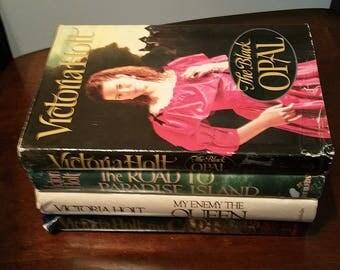 Victoria Holt Novels. Set of Four.